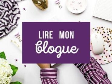 Lire la section Blogue de mon site web : Les Créations de Madame Pascale