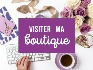 Visitez ma boutique : Les Créations de Madame Pascale