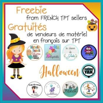 10 gratuités pour l'Halloween